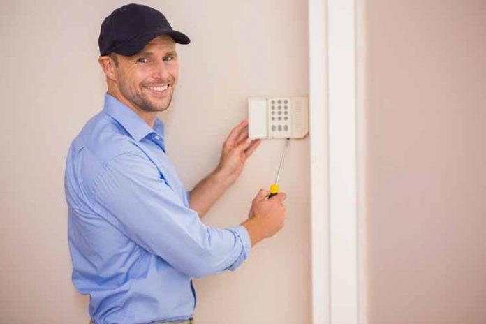 Installatore impianto allarme antifurto