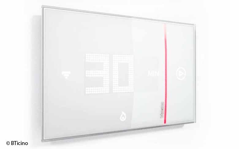 termostato bticino smarther