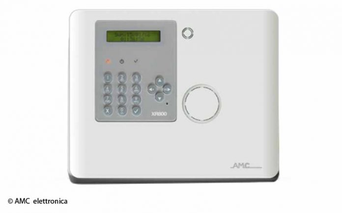 centrale allarme wireless